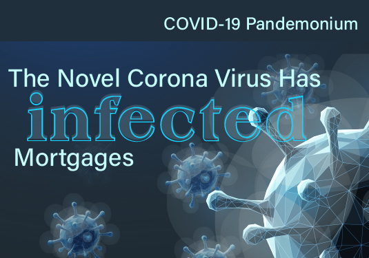 COVID-19 Pandemonium: The Novel Corona Virus has infected Mortgage Rates