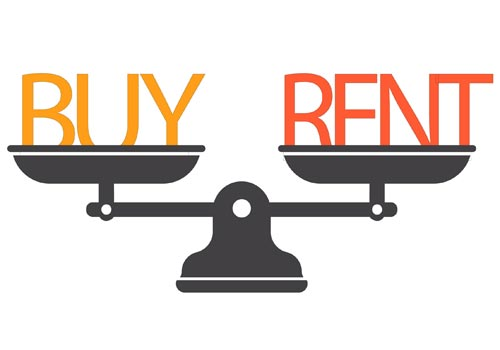 What's Better? Buying vs. Renting