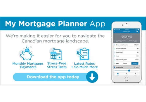 My Mortgage Planner App