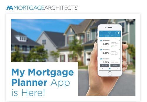 Do You Have the My  Mortgage Planner App Yet?
