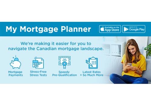 My Mortgage Planner: Featuring Speedy Pre-Qualification!