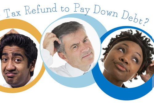 Should I Use My Tax Refund to Pay Down Debt?